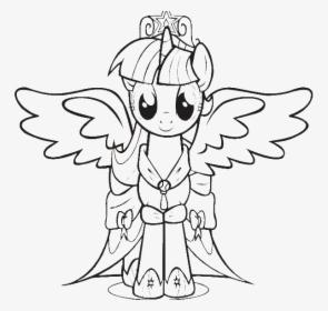 My Little Pony Coloring Pages Princess Twilight Sparkle My Little Pony Princess Twilight Sparkle Coloring Pages Hd Png Download Transparent Png Image Pngitem