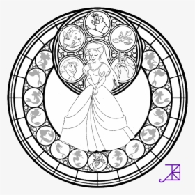 Spring Stained Glass coloring page | Free Printable Coloring Pages | 280x280