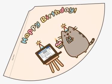 Cat Birthday Hat Printable Hd Png Download Transparent Png Image Pngitem
