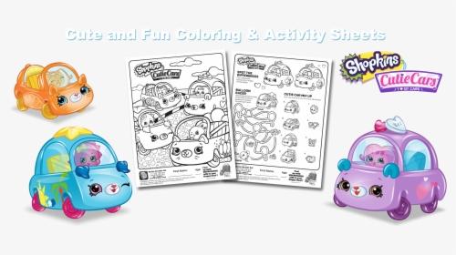 Shopkins Cute Cars Coloring Pages Transparent Cartoons Cutie Car Coloring Pages Hd Png Download Transparent Png Image Pngitem