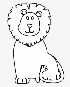 Simple Lion Outline Tattoo Hd Png Download Transparent Png Image Pngitem It can be done simple with little details or. simple lion outline tattoo hd png