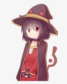 Transparent Megumin Konosuba Png Anime Girl Laugh Png Png Download Transparent Png Image Pngitem