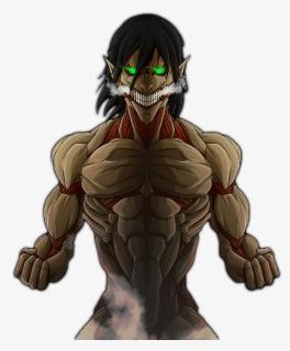Eren Titan Form Attack On Titan Anime Hd Wallpaper Attack On Titan Png Transparent Png Transparent Png Image Pngitem