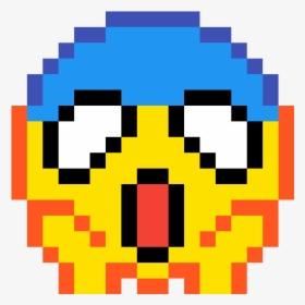 Vindicator Face Minecraft Vindicator Pixel Art Hd Png