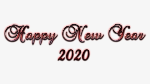 New Year 2020 Transparent Background Graphics Hd Png
