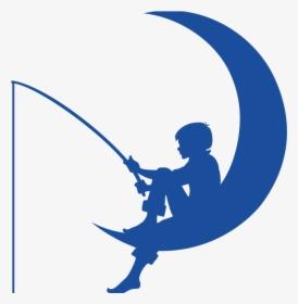 Clipart Boy Fishing Girl Fishing Silhouette Png Transparent Png Transparent Png Image Pngitem