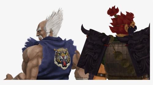 Heihachi Mishima Heihachi Mishima Heihachi Akuma Tekken 7 Hd Png Download Transparent Png Image Pngitem