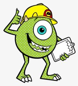 Monster Monstersinc Mike Wazowski Mikewazowski Mike Wazowski Meme Png Transparent Png Transparent Png Image Pngitem