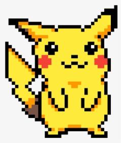 Pixel Pikachu Png Download Pikachu Pixel Art Png Transparent Png Transparent Png Image Pngitem