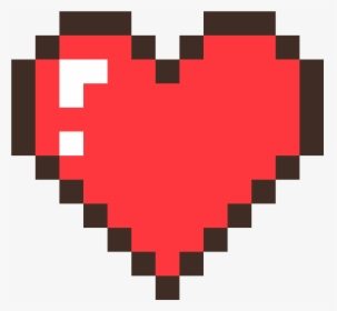 Minecraft Heart Png Images Transparent Minecraft Heart Image Download Pngitem