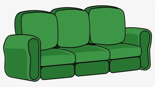 Sofa Clipart Sofa Chair Couch Clipart Hd Png Download