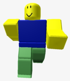 Transparent Background Noob Roblox Character Roblox Noob Roblox Noob No Background Hd Png Download