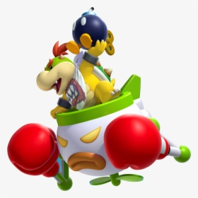 Transparent Bowser Png Super Mario Bros Bowser Jr Png
