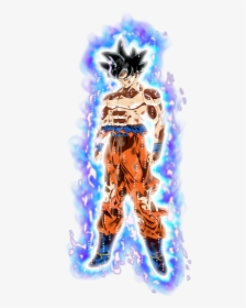 Dragon Ball Z Aura Png Mastered Ultra Instinct Goku Transparent Png Transparent Png Image Pngitem