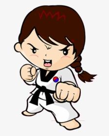 Taekwondo Karate Martial Arts Woman Kick Taekwondo Girl Clip Art Hd Png Download Transparent Png Image Pngitem