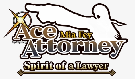 Transparent Phoenix Wright Objection Png Ace Attorney Mia Fey