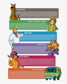 Scooby Doo Characters Scooby Doo Characters Name Hd Png