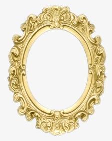 Transparent Vintage Hand Mirror Clipart - Antique, HD Png Download - kindpng