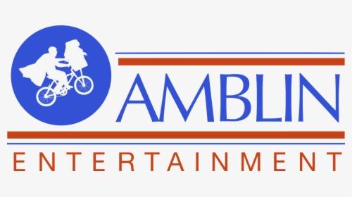Amblin Entertainment Logo Hd Png Download Transparent Png Image Pngitem