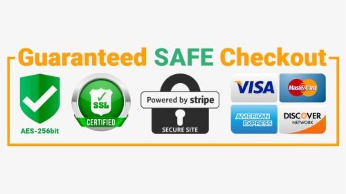 Paypal Safe Checkout, HD Png Download , Transparent Png Image ...