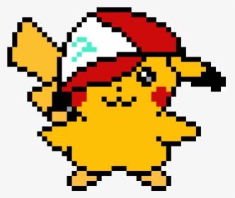 Cute Pikachu Pixel Art Hd Png Download Transparent Png