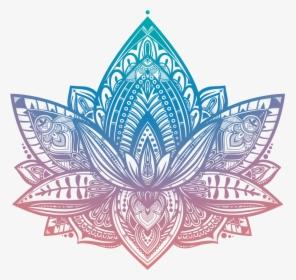 Transparent Yoga Symbol Png Lotus Flower Pattern Png Download Transparent Png Image Pngitem