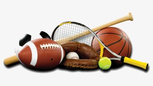 Sport Png Free Download - Sports Equipment Transparent Background, Png  Download , Transparent Png Image - PNGitem