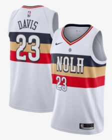 Image Of Anthony Davis New Orleans Pelicans Jersey New