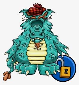 Nessie | Loch ness monster, Monster clipart, Monster book of monsters