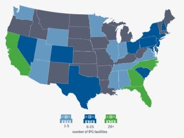 What States Are Radar Detectors Illegal >> Transparent Atlas Clipart States Where Radar Detectors Are