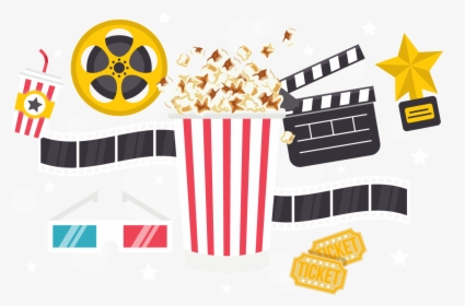 Popcorn Time Cinema Download Movie Popcorn Vector Png Transparent Png Transparent Png Image Pngitem