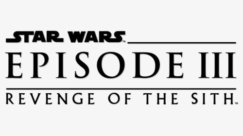 Star Wars Revenge Of The Sith Logo Hd Png Download Transparent Png Image Pngitem