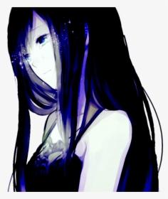 Anime Animegirl Crying Sadness Despair Tears Sad Anime Girl Crying Hd Png Download Transparent Png Image Pngitem