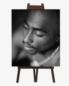 Tupac 2pac Red Pin On Dope Art Hd Png Download Transparent