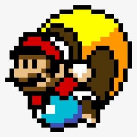 Mario Hat Pixel Art Hd Png Download Transparent Png Image