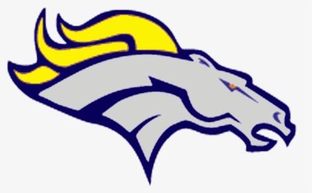 11 Pics Of Football Broncos Coloring Pages - Denver Broncos Logo ... | 280x452