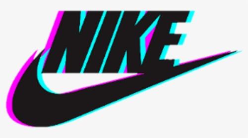 25 259352 nike logo glitch tumblr photography transparent tumblr nike