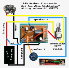 lightsaber wiring diagram for soundboard hasbro lightsaber sound board wiring  hd png download  hasbro lightsaber sound board wiring