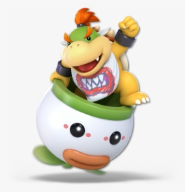 Super Smash Bros Ultimate Bowser Jr Hd Png Download