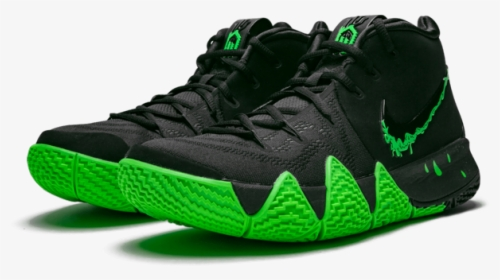 kyrie 4 lime green