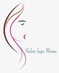 Transparent Hair Salon Logo Png Beauty Parlour Names And Logos Png Download Transparent Png Image Pngitem