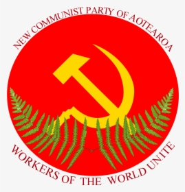 New Communist Party Of Aotearoa Curriculum Vitae Logos Png