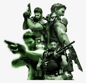 Chris Redfield Png Download Resident Evil 5 Chris Redfield Png Transparent Png Transparent Png Image Pngitem