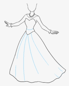 Collection Of Free Drawing Dresses Mannequin Download Simple Dress Sketch Design Hd Png Download Transparent Png Image Pngitem