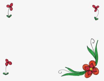 Simple Flower Designs Black And White Outline Flowers Vector Png Transparent Png Transparent Png Image Pngitem
