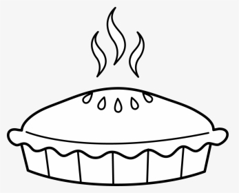 9 Pics Of Apple Pie Coloring Pages - Pie Clip Art Black And ...