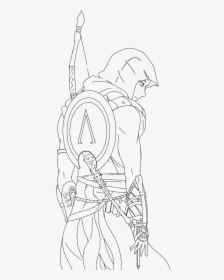 Assassin Drawing Woman Female Assassins Creed Anime Hd Png Download Transparent Png Image Pngitem