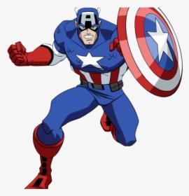 Superhero Clipart Free Ba Dessin Captain America Couleur Captain