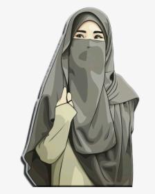 Kartun Hijab Png Muslim Png Transparent Png Transparent