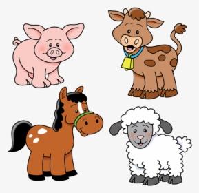 Farm Animals Png Images Transparent Farm Animals Image Download Pngitem